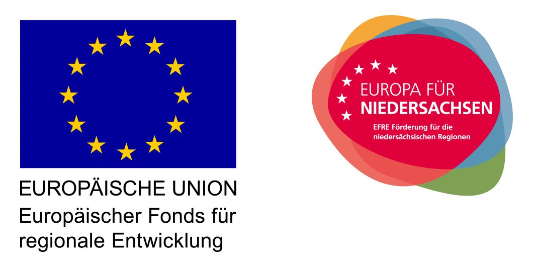 Gefördert durch: Europäische Union - Europäischer Fond für regionale Entwicklung