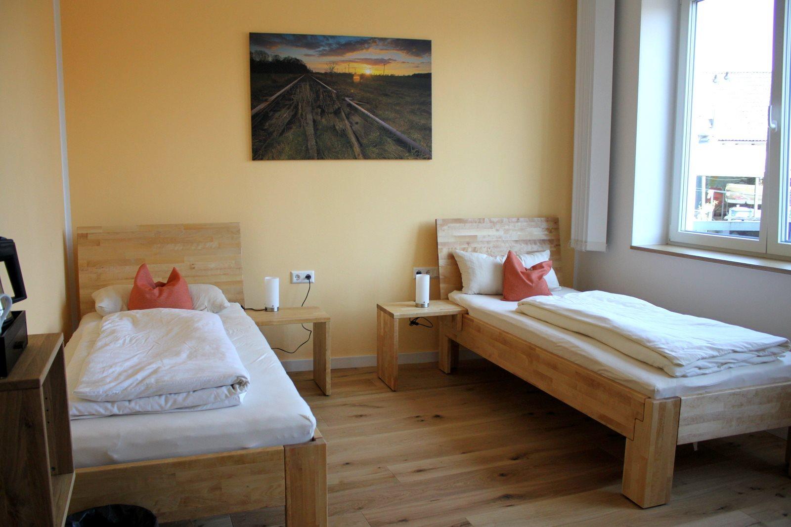 barrierefrei zugängliche Betten